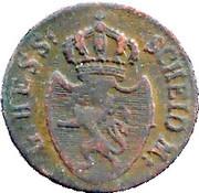 ½ Kreuzer - Ludwig I. – obverse