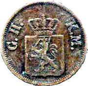1 Heller - Ludwig III. – obverse
