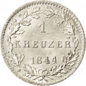 1 Kreuzer - Ludwig II. – reverse