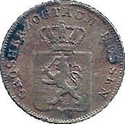 3 Kreuzer - Ludwig III. – obverse