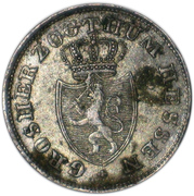 6 Kreuzer - Ludwig I. – obverse
