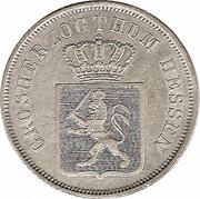 6 Kreuzer - Ludwig II. – obverse