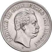 2 Mark - Ludwig III – obverse