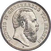2 Mark - Ludvig IV – obverse