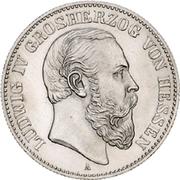 2 Mark - Ludwig IV – obverse