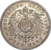 5 Mark - Ludwig IV – reverse