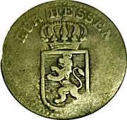 6 Kreuzer - Wilhelm II. – obverse