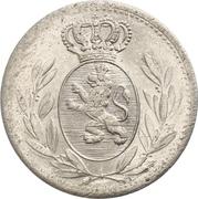 ⅙ Thaler - Wilhelm II – obverse
