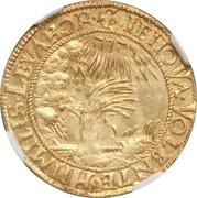 1 Goldgulden - Wilhelm V – reverse