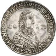 1 Thaler - Wilhelm V – obverse