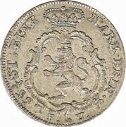 ¼ Reichsthaler - Friedrich II – obverse