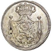 ⅛ Thaler - Friedrich I – obverse