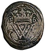 1 Albus - Wilhelm VI. – obverse