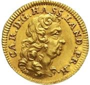 1 Ducat - Karl I. – obverse