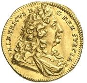 1 Ducat - Friedrich I. -  obverse