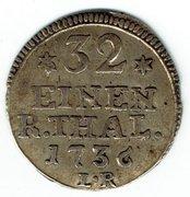 1 Albus - Friedrich I (type 1b) – reverse