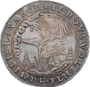 1 Thaler - Wilhelm V (Weidenbaumtaler) – reverse