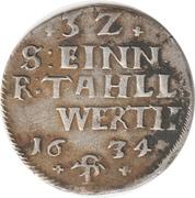 1 Albus - Wilhelm V. – reverse
