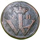 1 Heller - Wilhelm VIII – obverse