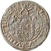 1 Groschen - Wilhelm I. (Pilgergroschen) – obverse