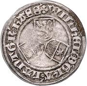 1 Albus - Wilhelm II. (Petersgroschen) – obverse