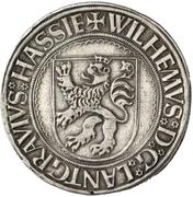 1 Guldengroschen - Wilhelm II -  obverse