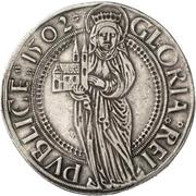 1 Guldengroschen - Wilhelm II -  reverse