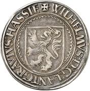¼ Guldengroschen - Wilhelm II. – obverse