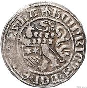 1 Groschen - Heinrich III. zu Marburg – obverse