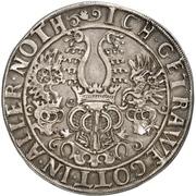 """½ Thaler - Ludwig IV., """"der Ältere"""" – reverse"""