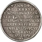 1 Thaler - Ludwig IV. (Ausbeutetaler) – obverse