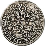 ½ Thaler - Ludwig IV. (Ausbeute) – reverse