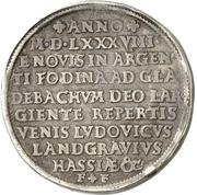 2 Thaler - Ludwig IV. (Doppelter Ausbeutetaler) – obverse