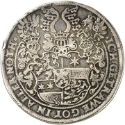 2 Thaler - Ludwig IV. (Doppelter Ausbeutetaler) – reverse