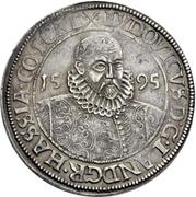 1 Thaler - Ludwig IV. – obverse