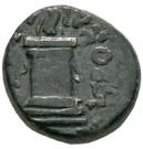 Bronze Æ14 – reverse