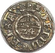 1 Groschen - Ferdinand II – reverse