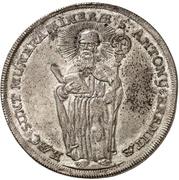1 Thaler - Jobst Edmund von Brabeck (Ausbeutetaler) – reverse
