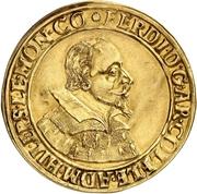 5 Goldgulden - Ferdinand von Bayern – obverse