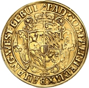 5 Goldgulden - Ferdinand von Bayern – reverse