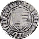 1 Sechsling - Magnus von Sachsen-Lauenburg – reverse