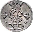 1 Pfennig - Jobst Edmund von Brabeck – obverse