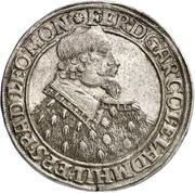 ½ Thaler - Ferdinand von Bayern – obverse