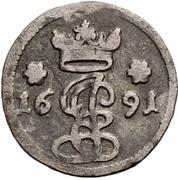 4 Pfennig - Jobst Edmund von Brabeck – obverse
