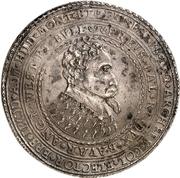 2 Thaler - Ernst von Bayern (Kardinalsjubiläum) – obverse