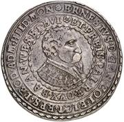 1 Thaler - Ernst von Bayern (Kardinalsjubiläum) – obverse