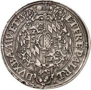 2 Thaler - Ernst von Bayern – reverse