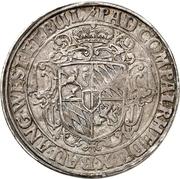 1 Thaler - Ferdinand von Bayern – reverse