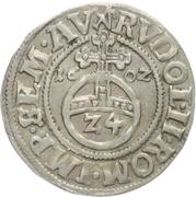 1 Groschen - Ernst von Bayern – reverse