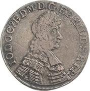 6 Mariengroschen - Jobst Edmund von Brabeck – obverse